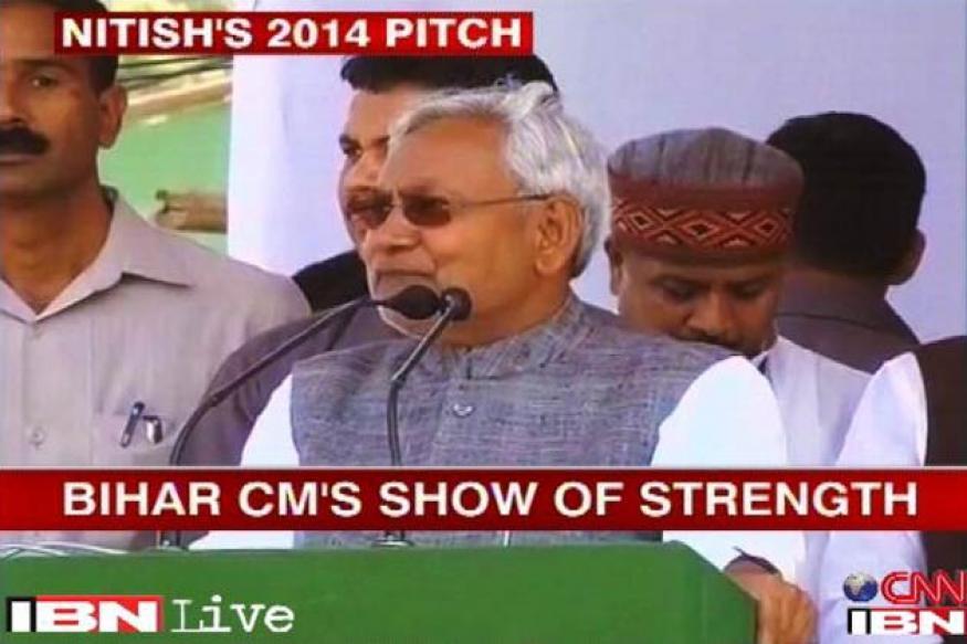 Bihar's special status: Nitish meets Chidambaram