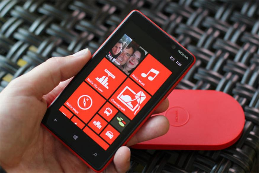 Nokia revenues from India dip 23 per cent in 2012
