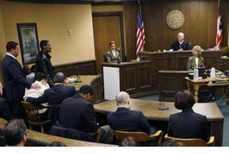 Judge finds two Ohio teens delinquent in rape of girl