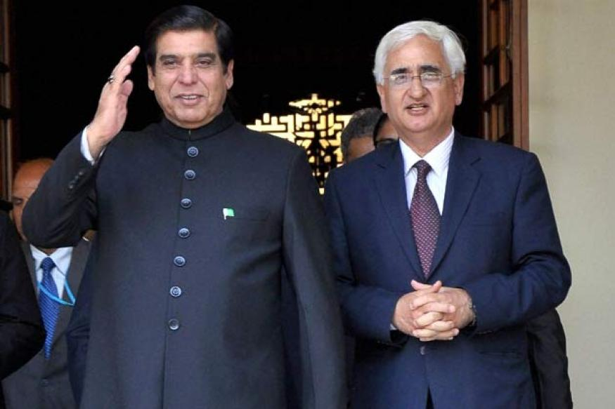 "Followed BJP's ""path"" while hosting lunch for Pakistan PM: Khurshid"