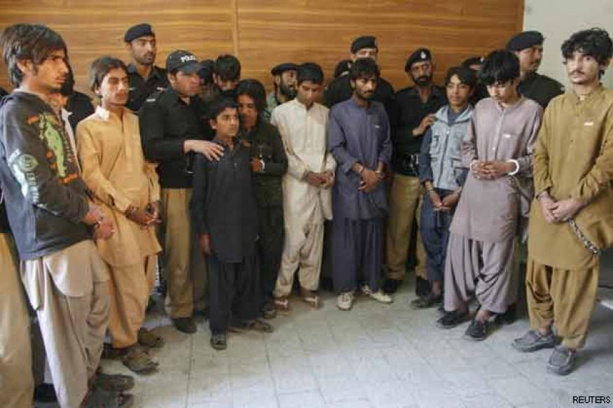 Pak: Children used by militants to plant bombs detained