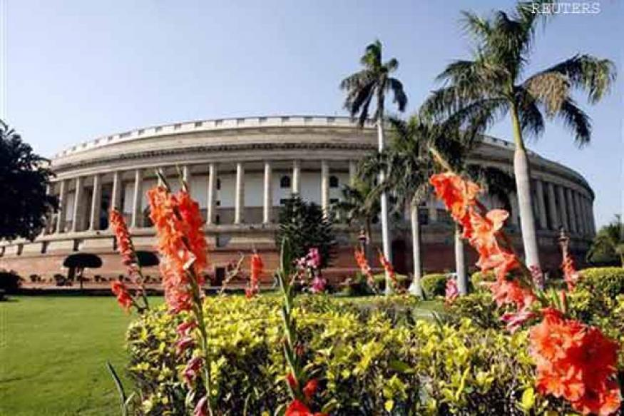 Parliament adjourned till noon after uproar