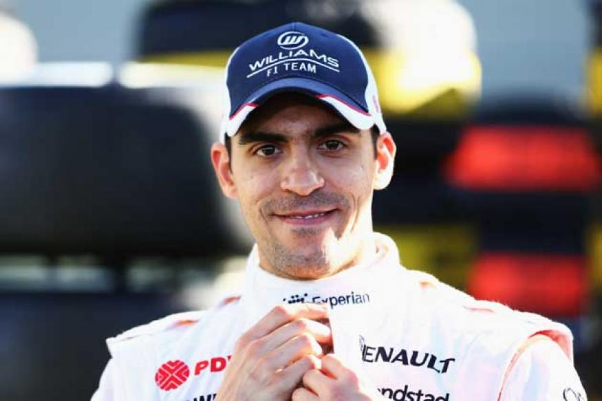 Pastor Maldonado hopes to fix problems in Malaysia