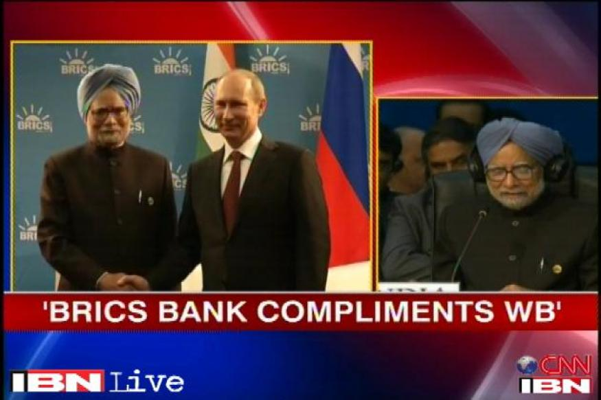BRICS to set up development bank parallel to WB