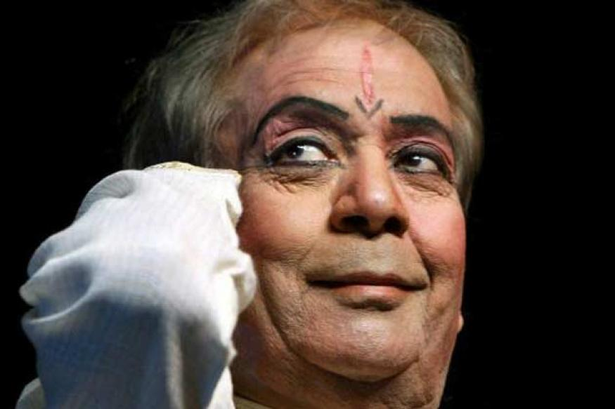 I thank my parents for the award: Birju Maharaj