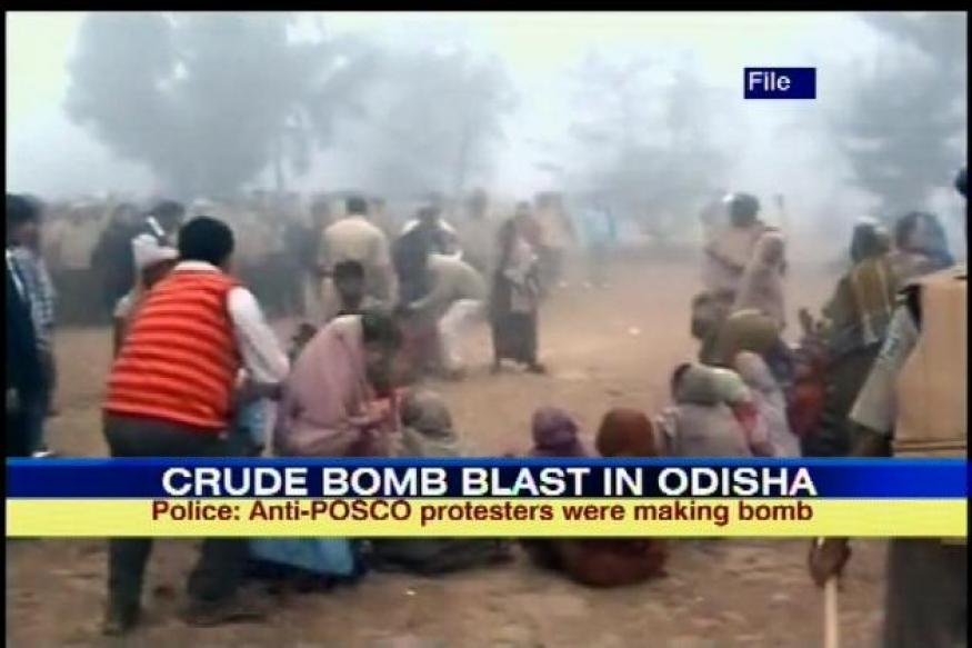 Odisha: Bomb made by anti-Posco activists kills 3
