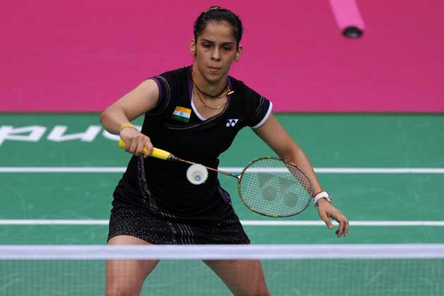 Saina storms into All England Championship quarter-final