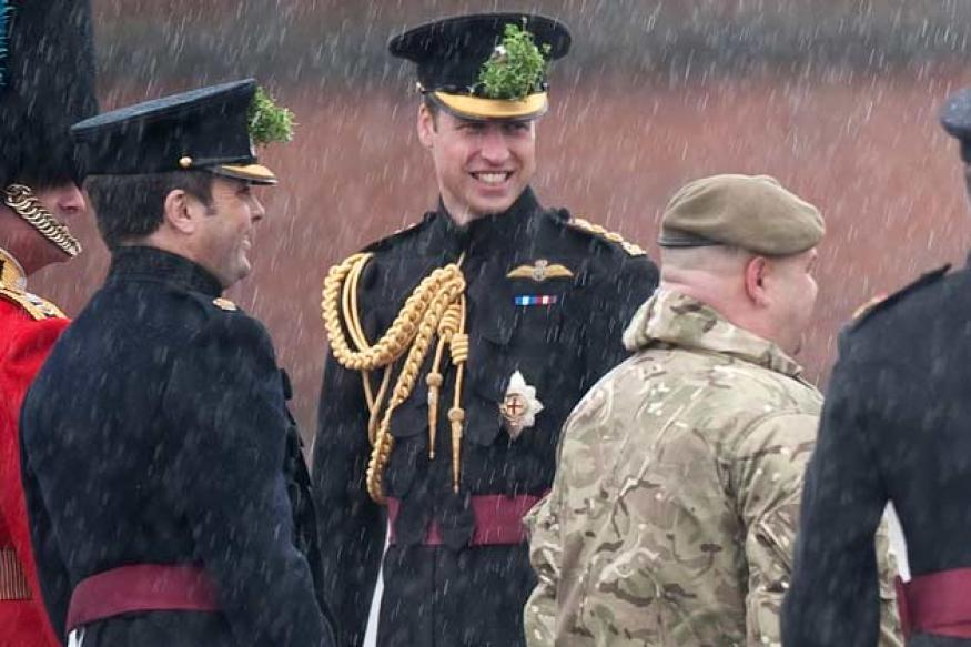 Prince William's role as search and rescue pilot to end