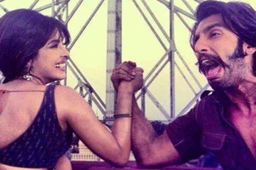 Priyanka is the 'Gundi' on sets, say her 'Gunday' co-stars
