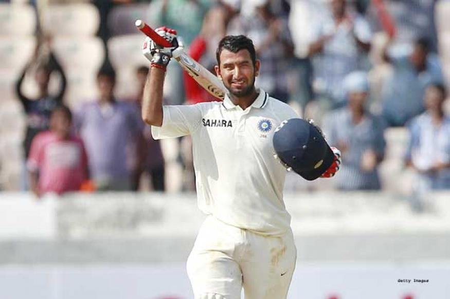 Cheteshwar Pujara: My wife was worried that I should perform