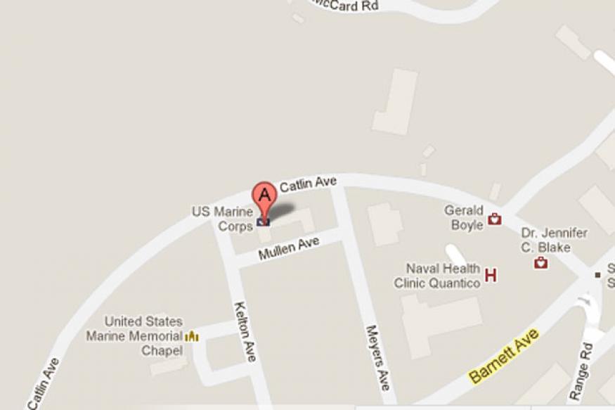 US Marine kills two at Quantico base, takes own life