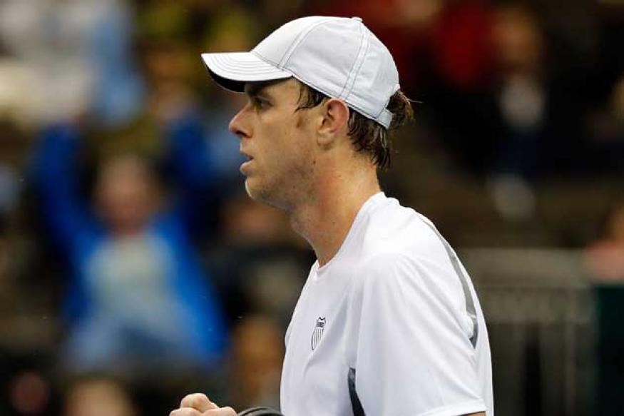 Sam Querrey ousted by qualifier in Florida