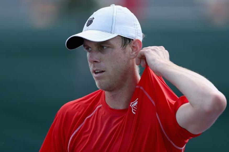 Querrey, Isner, Bryans to face Serbia in Davis Cup