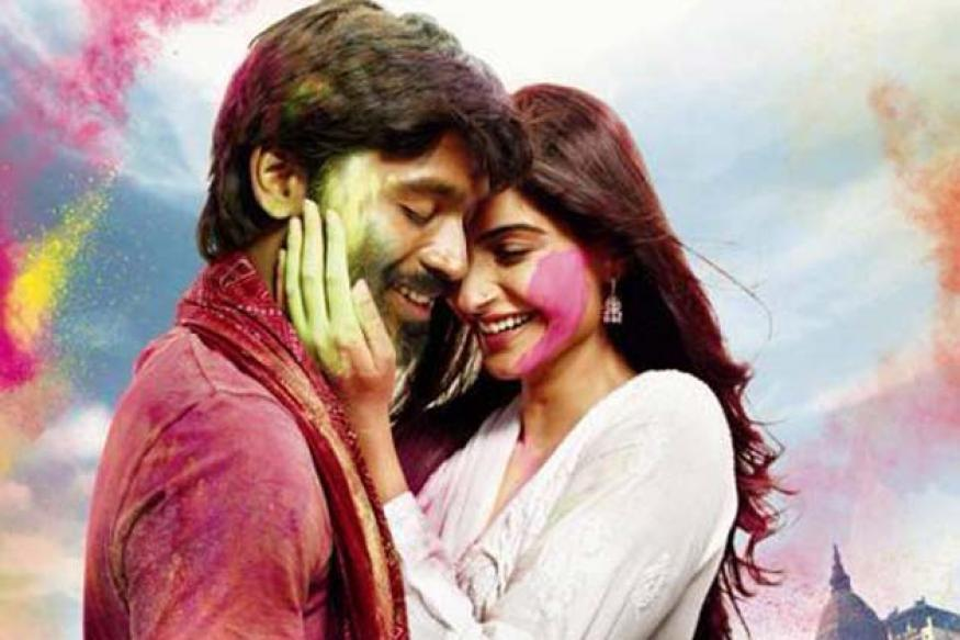'Raanjhana' First Look: Sonam, Dhanush celebrate Holi