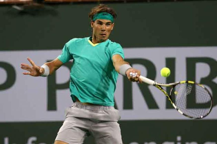 Federer and Nadal to meet in last eight at Indian Wells