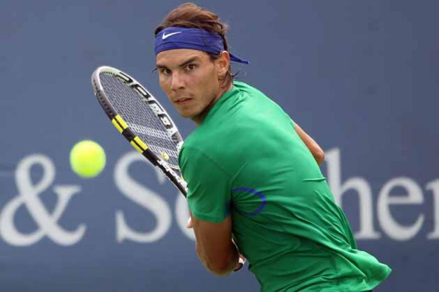 Nadal set for his first hardcourt test on comeback