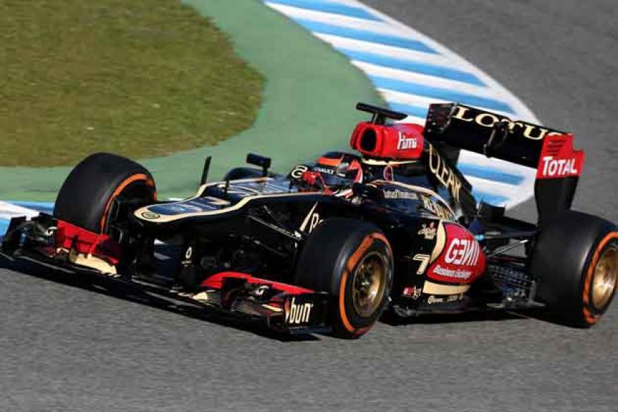 Testing problems no worry for Kimi Raikkonen