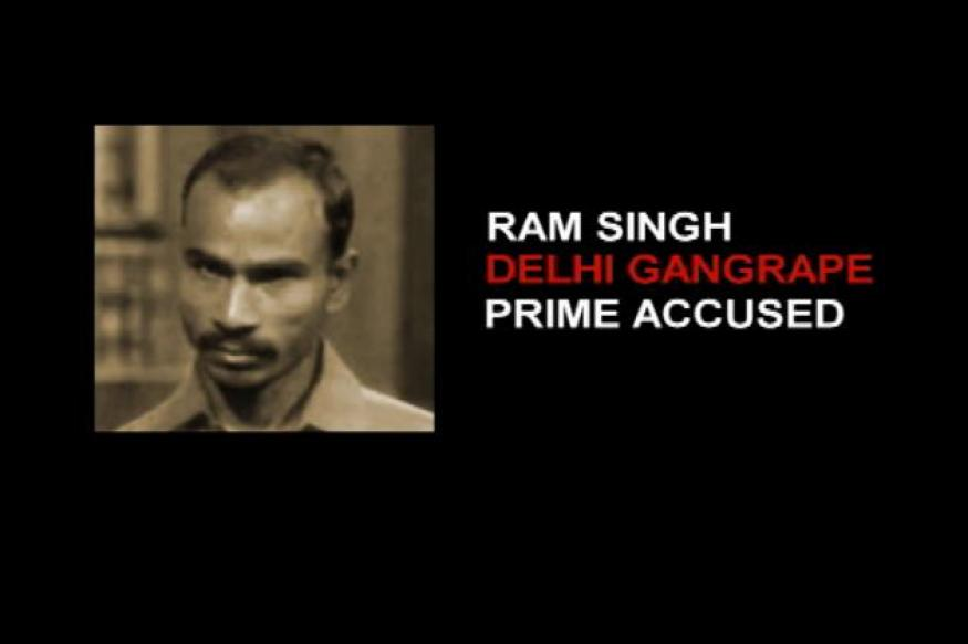Delhi gangrape: Initial report says Ram Singh died due to hanging