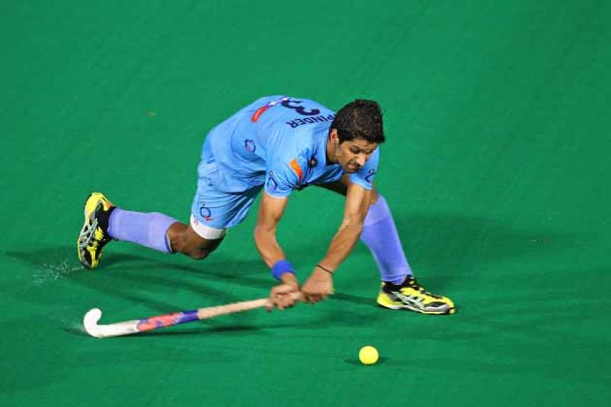 Hockey: Rupinder double helps India beat Pak 4-2