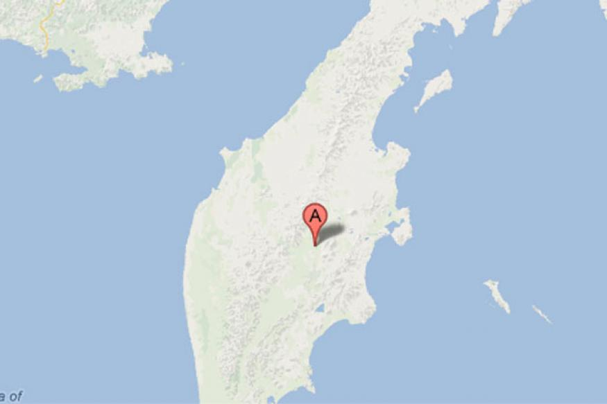 Russia: Magnitude 6.9 quake hits off Kamchatka
