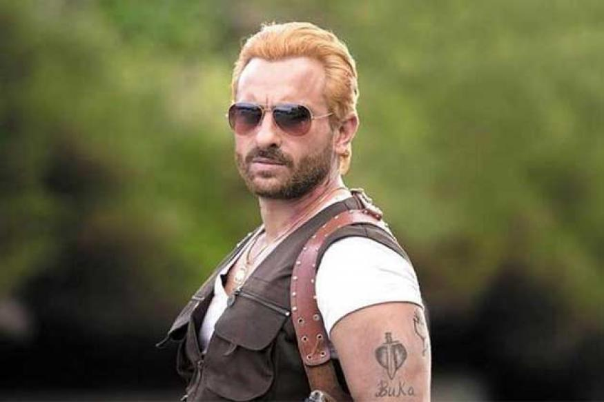 'Go Goa Gone' First Look: A blonde Saif Ali Khan!