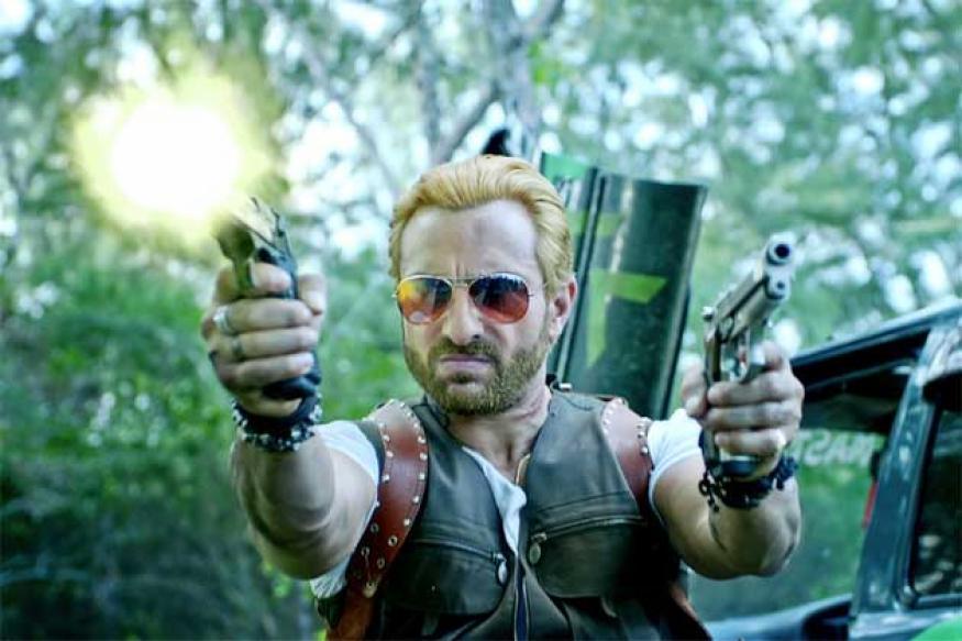 Watch: Blonde Saif Ali Khan hunt zombies in 'Go Goa Gone
