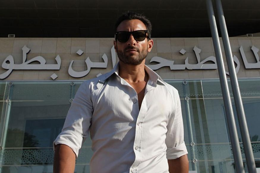 Saif has ugly spat with CISF at Lucknow airport