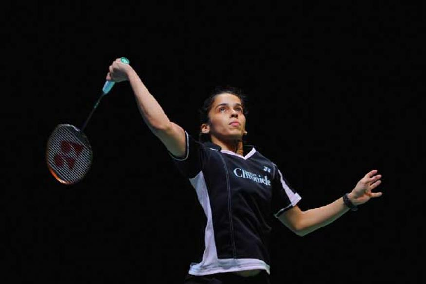 Saina Nehwal reaches semi-finals of the All England Championships