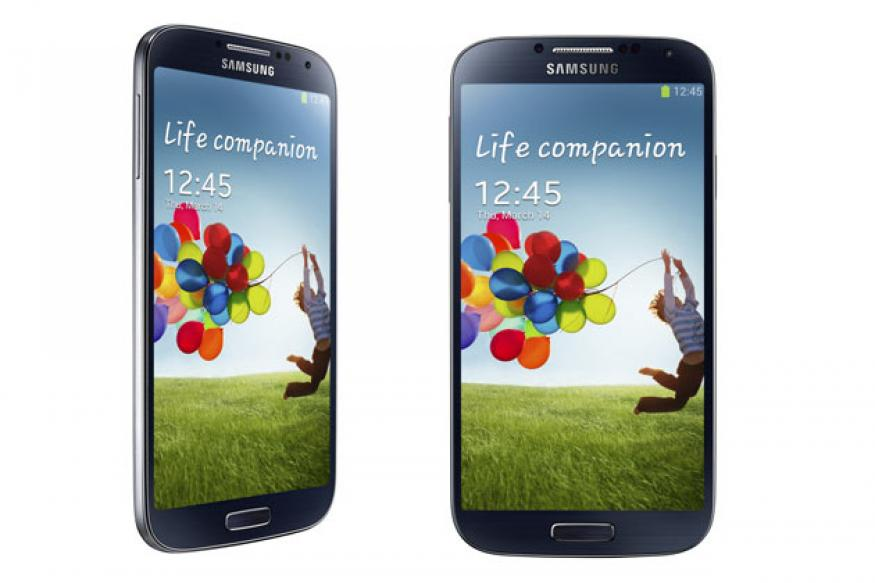 Samsung unveils 5-inch Galaxy S4 with 8-core processor, 13MP camera