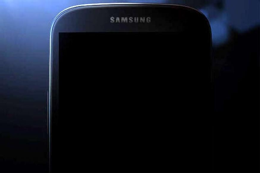 Samsung reveals Galaxy S IV teaser image before official announcement