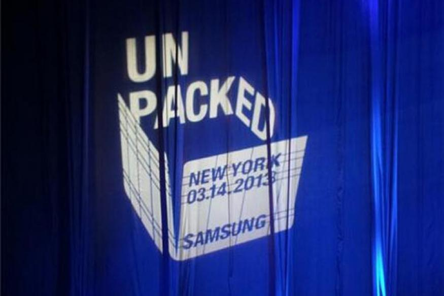 Live blog: Samsung Galaxy S IV unveiling event at New York City