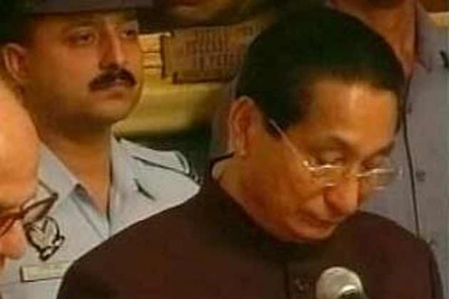 Jamir to be appointed Odisha governor