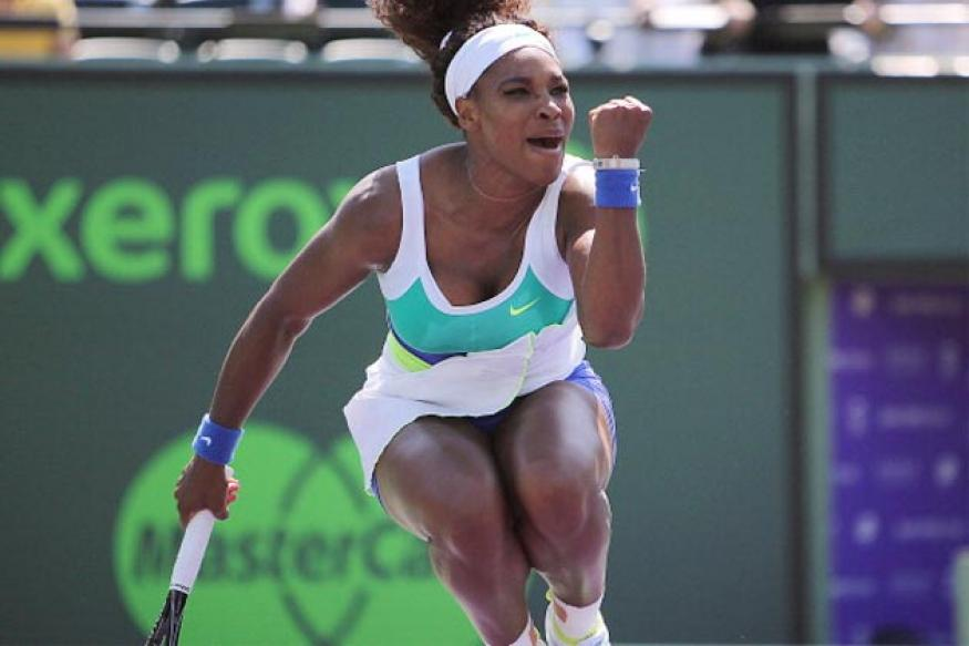 Serena beats Li Na to reach Key Biscayne semi-finals