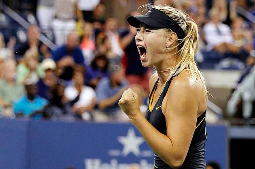 Sharapova, Serena advance to Miami quarter-finals