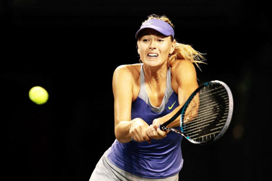Sharapova, Kuznetsova advance at Indian Wells