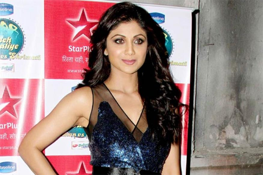 Snapshot: A slim Shilpa Shetty gets her figure back after giving birth