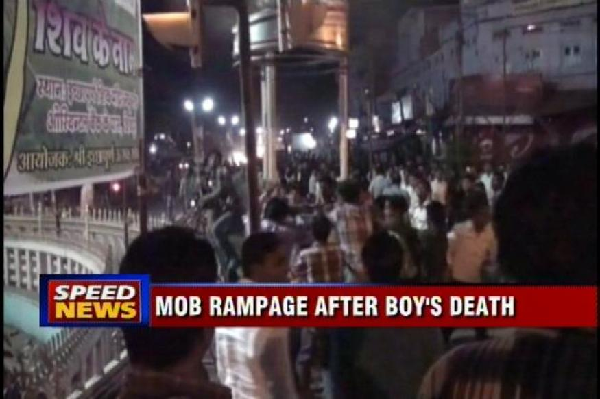 MP: Mob torches vehicles after murder of kidnapped boy