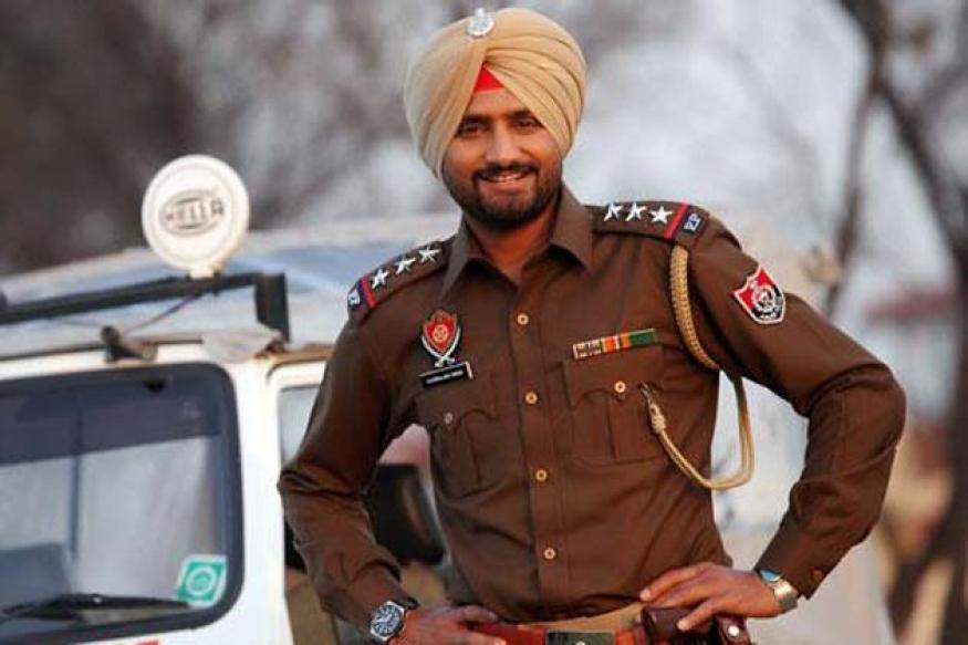 Snapshot: Harbhajan Singh in film 'Bha Ji In Problem'