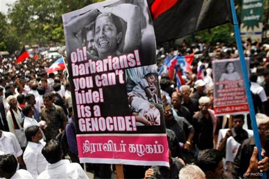SL war crimes: TN colleges asked to remain shut after protests