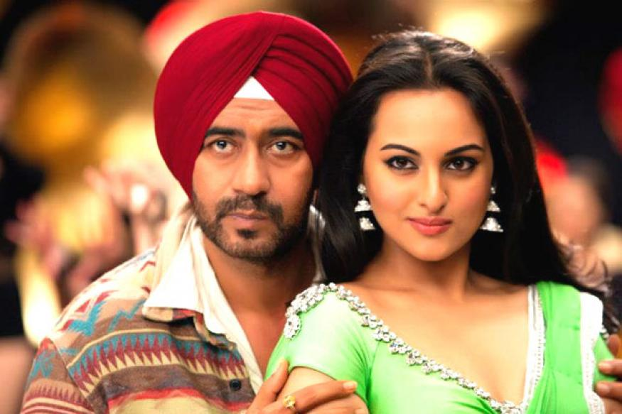 Golden Kela Awards: Ajay, Sonakshi named worst actors
