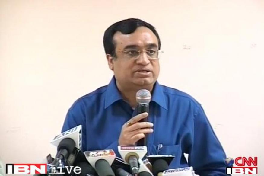 Upgradation index to be framed on slum conditions, says Ajay Maken
