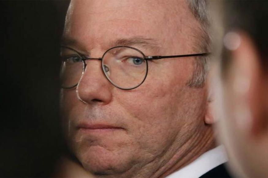 After North Korea, Google Chairman Eric Schmidt to visit Myanmar