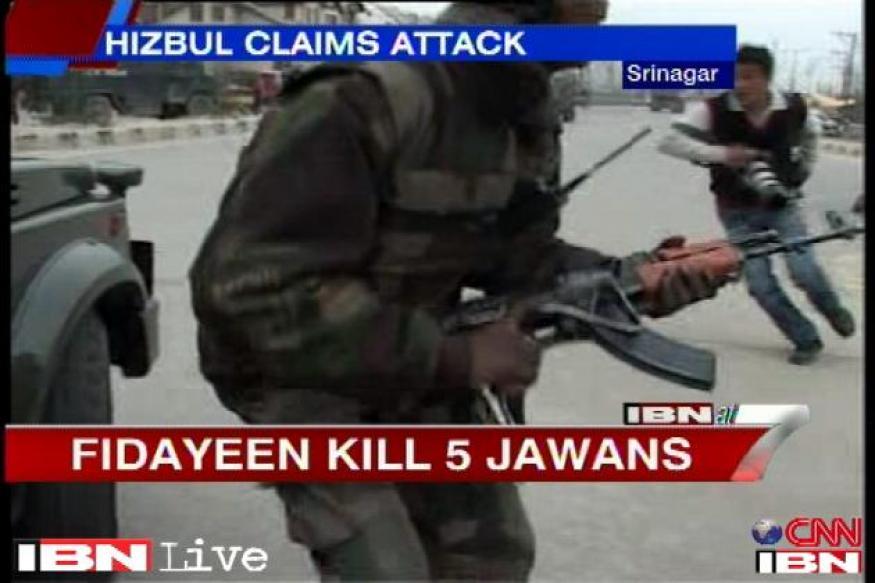 CRPF camp attack: Suspected Pak terrorist arrested in Srinagar