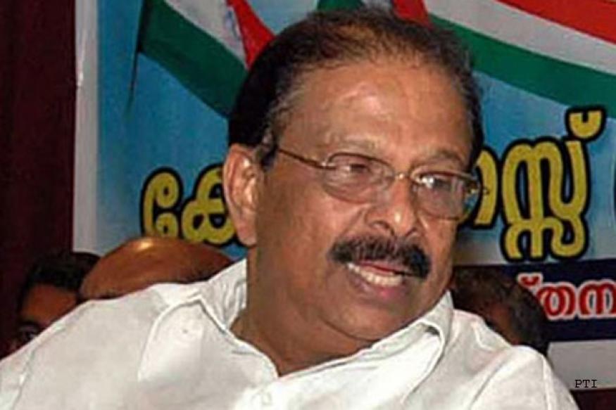 Scared of mingling with women: Cong MP Sudhakaran