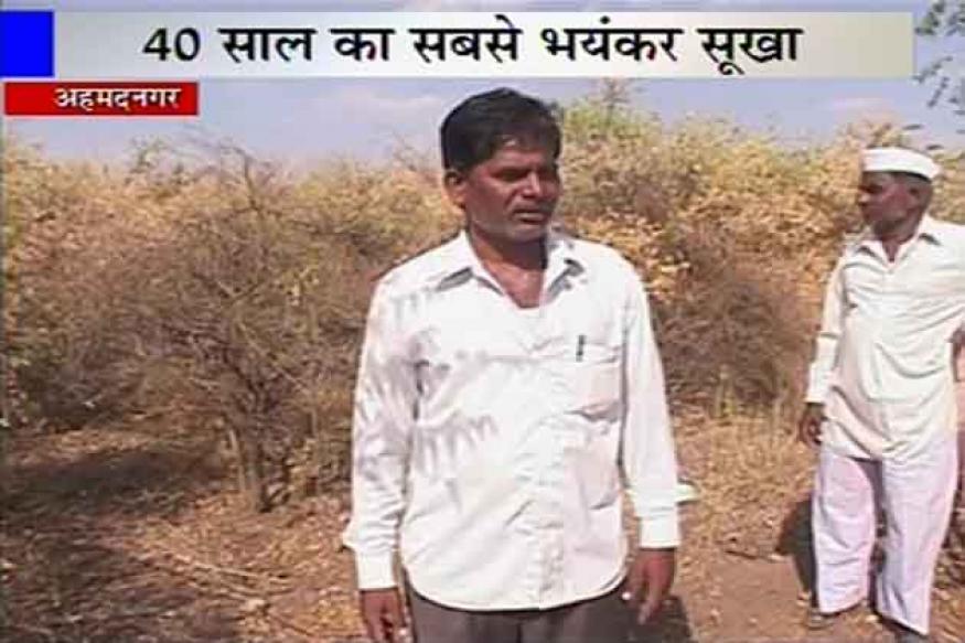 Maharashtra: People battle severe drought in Ahmadnagar