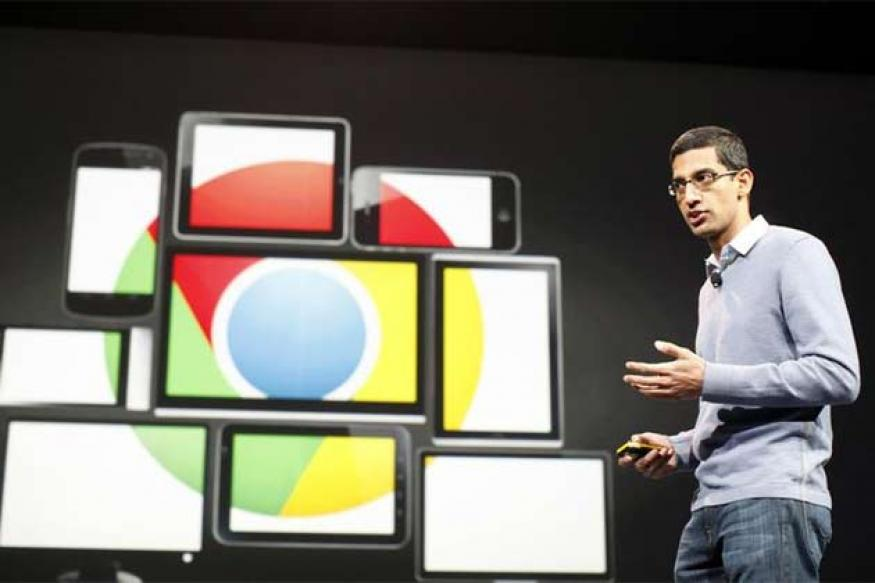 IITian Sundar Pichai to replace Andy Rubin as Google Android chief