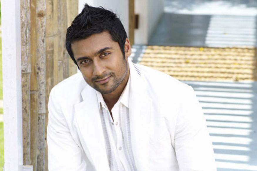 Actor Suriya to start Linguswamy's next by April