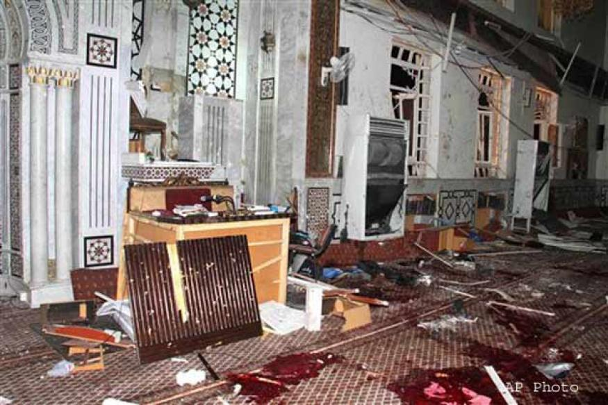 42 killed, over 80 wounded in Syria mosque blast