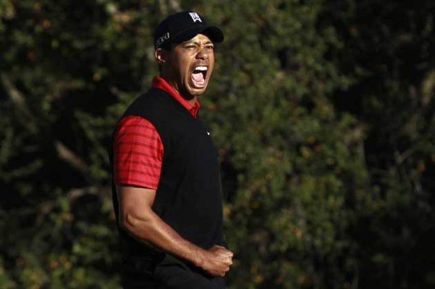 Hunter Mahan sees Tiger Woods' intimidation returning