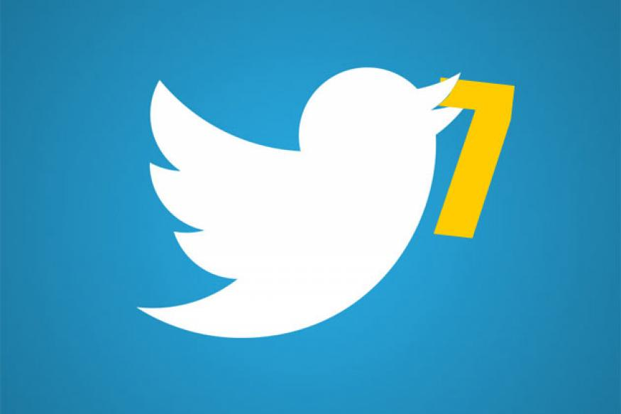 Twitter@7: 7 years since the first tweet; 7 first-of-its-kind tweets